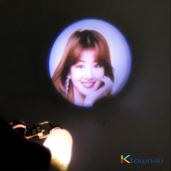 TWICE - CANDYBONG MINI LIGHT KEY RING [TWICE 1ST TOUR TWICELAND -The Opening- ENCORE]