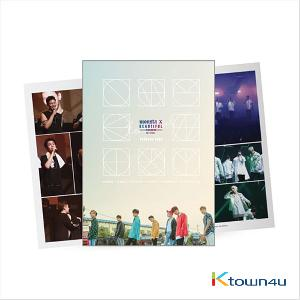 MONSTA X - PROGRAM BOOK [BEAUTIFUL CONCERT]