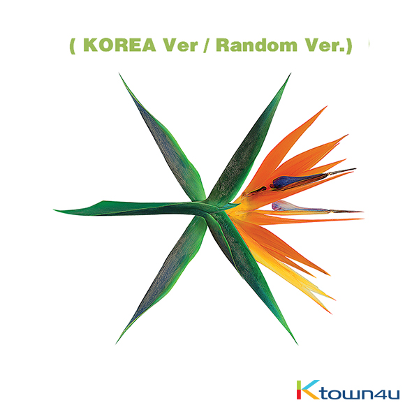 EXO - Album Vol.4 [THE WAR] (Korean Ver. / Random Ver.)