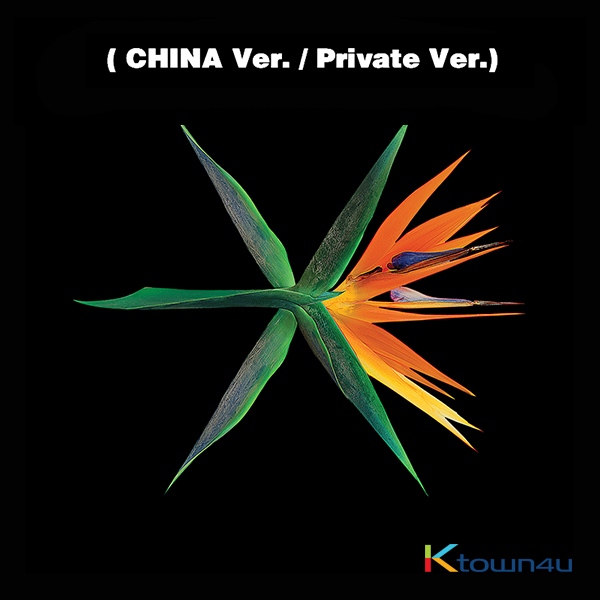 EXO - Album Vol.4 [THE WAR] (Chinese Ver. / Private Ver.)