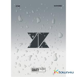 KNK - Single Album Vol.2 Repackage [GRAVITY, COMPLETED]