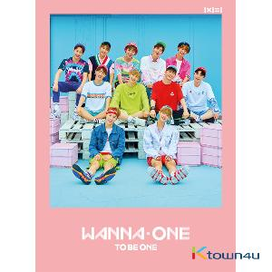 WANNA ONE - Mini Album Vol.1 [1x1=1(TO BE ONE)] (Pink Ver.)