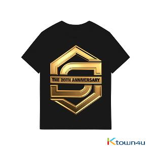 [20th] SECHSKIES - T-SHIRTS (BLACK)