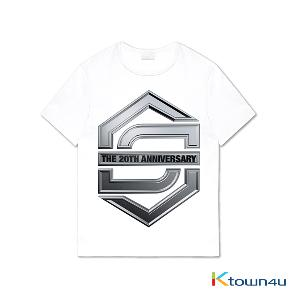 [20th] SECHSKIES - T-SHIRTS (WHITE)