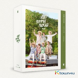 [Photobook&DVD] BTS - 2017 BTS SUMMER PACKAGE VOL.3(IN STOCK)