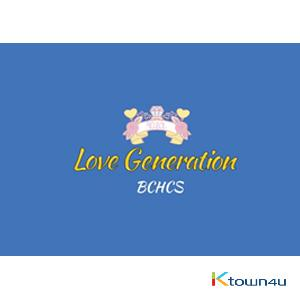 DIA -  Album Vo.3 [LOVE GENERATION] (Unit edition BCHCS S Ver)