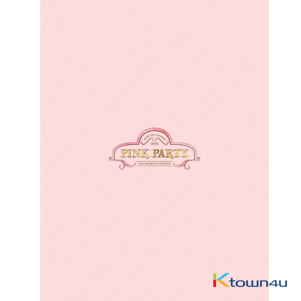 [DVD] Apink - APINK 3RD CONCERT [PINK PARTY]