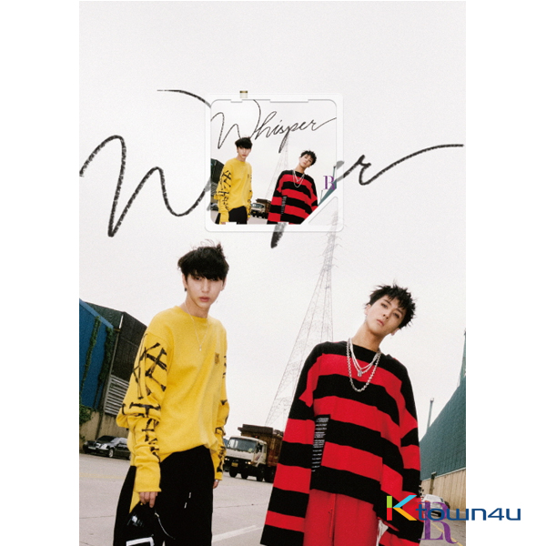 VIXX LR - Mini Album Vol.2 [Whisper] (KIHNO Album)