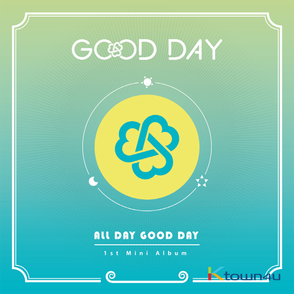 GOOD DAY - Mini Album Vol.1 [ALL DAY GOOD DAY]