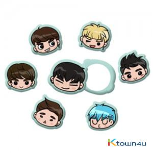 GOT7 - DREAM KNIGHT GOTOON HAND MIRROR