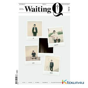 [Photobook] NU`EST - Waiting Q