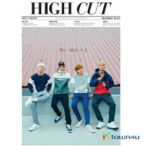 [Magazine] High Cut - Vol.205 (WINNER)