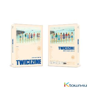 [Photobook] TWICE - TWICEZINE JEJU ISLAND EDITION