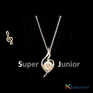 Super Junior - Super Junior Official necklace (SILVER 925)
