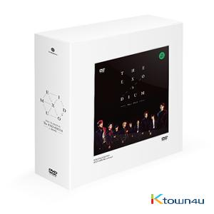 [DVD] EXO - EXO PLANET #3 -The EXO'rDIUM IN SEOUL LIVE