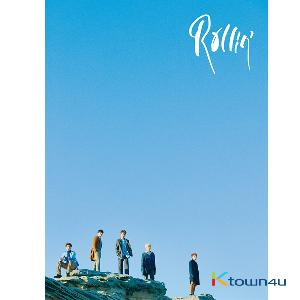 B1A4 - Mini Album Vol.7 [Rollin'] (BLUE Ver.)