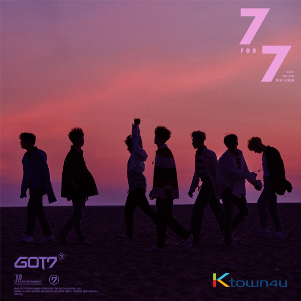 GOT7 - Album [7 for 7]