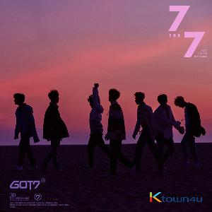 GOT7 - Album [7 for 7] (Random Ver.) with Special Postcard Book