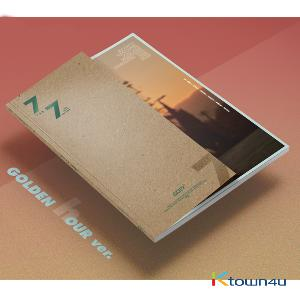 GOT7 - Album [7 for 7] (GOLDEN HOUR Ver.) with Special Postcard Book