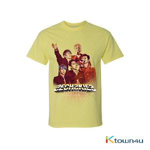 [20th] SECHSKIES - T-SHIRTS YELLOW