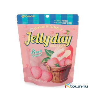 Jelly day Peach 98g