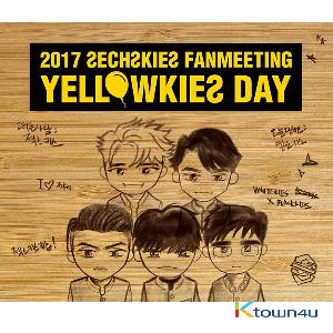 SECHSKIES - 2017 SECHSKIES FANMEETING [YELLOWKIES DAY] USB PACKAGE