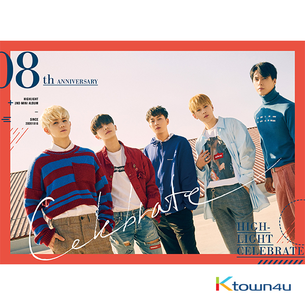Highlight - Mini Album Vol.2 [CELEBRATE] (B Ver.)