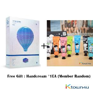 [Blu-Ray] BTS - 2017 BTS Live Trilogy EPISODE III THE WINGS TOUR in Seoul CONCERT Free Gift : Handcream *1EA (Member Random)