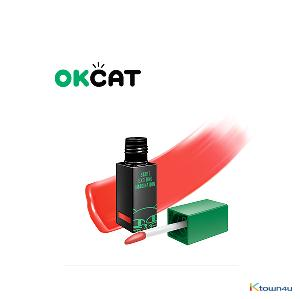 [costagram] OKCAT MILK FACE LIP CAPTURE TINT (#2020 Juliet forever orange)
