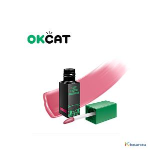 [costagram] OKCAT MILK FACE LIP CAPTURE TINT (#3030 Elsa frozen pink)