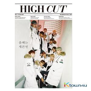 [Magazine] High Cut - Vol.208 (SEVENTEEN, EPIK HIGH)