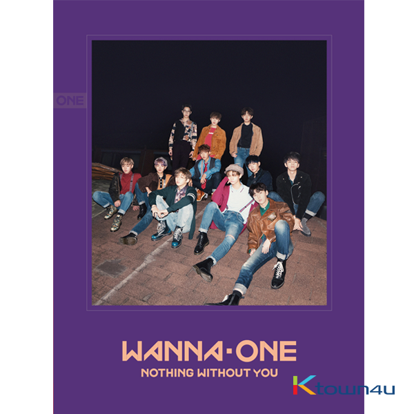 WANNA ONE - To Be One Prequel Repackage Album [1-1=0(NOTHING WITHOUT YOU)] (Wanna Ver.)