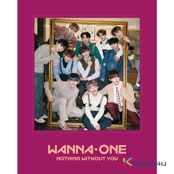 WANNA ONE - To Be One Prequel Repackage Album [1-1=0(NOTHING WITHOUT YOU)] (One Ver.)