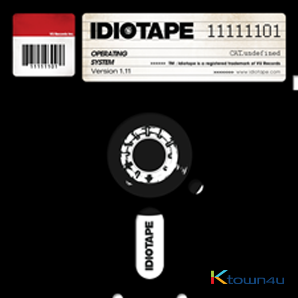 IDIOTAPE - Album Vol.1 [11111101]