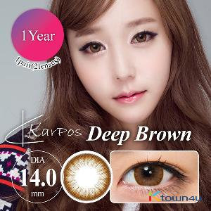 [KARPOS LENS] [NON-POWER] Karpos Deep Brown
