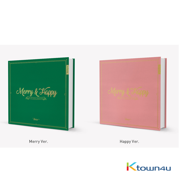 TWICE - Repackage Album Vol.1 [Merry & Happy]
