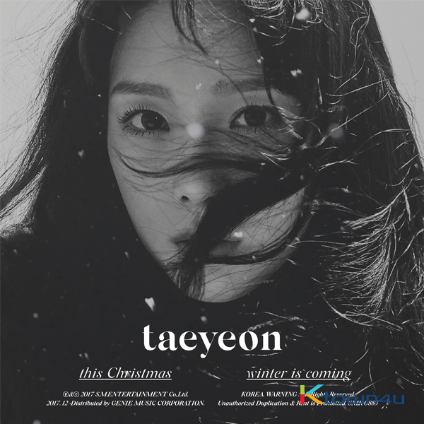 Girls' Generation : Tae Yeon - Winter Album [This Christmas – Winter is Coming]