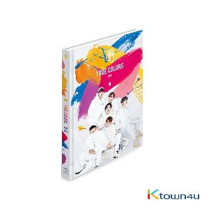 JBJ - Mini Album Vol.2 [True Colors] (Volume II - II Ver.)