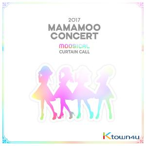 [Blu-Ray] MAMAMOO - 2017 MOOSICAL CURTAIN CALL BLU-RAY (*Order can be canceled cause of early out of stock)