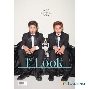 1ST LOOK- Vol.147 (WANNA ONE : Park Woo Jin, Park ji hoon)