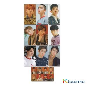 EXO - Traffic Card Limited Edition