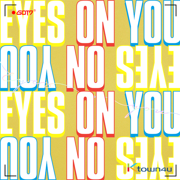 GOT7 - Mini Album Vol.8 [Eyes On You]