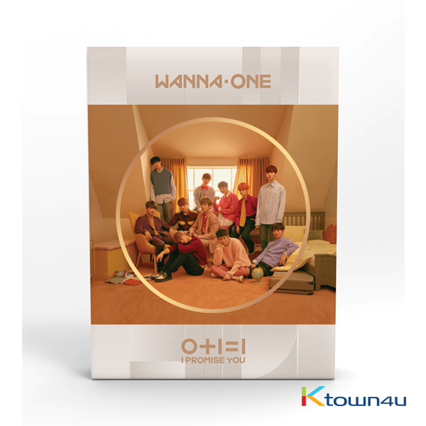 WANNA ONE - Mini Album Vol.2 [0+1=1(I PROMISE YOU)] (Day Ver.)