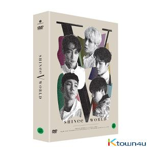 [DVD] SHINee - SHINee WORLD V in Seoul DVD