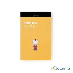 [BONICREW] Guardian: The Lonely and Great God - Bonicrew Notepad (A5) Boglegel&Poipot2