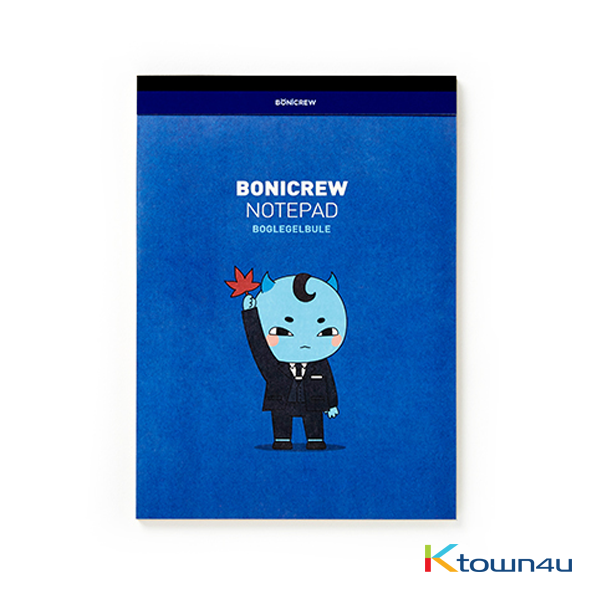 [BONICREW] Guardian: The Lonely and Great God - Bonicrew Notepad (B5) Boglegelblue