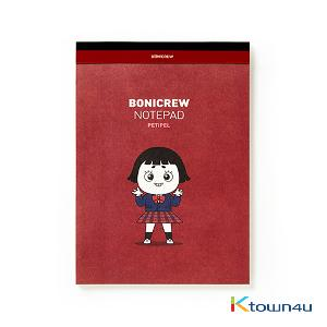 [BONICREW] Guardian: The Lonely and Great God - Bonicrew Notepad (B5) Petipel