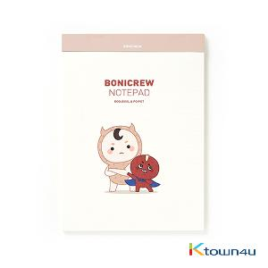 [BONICREW] Guardian: The Lonely and Great God - Bonicrew Notepad (B5) Boglegel&Poipot1
