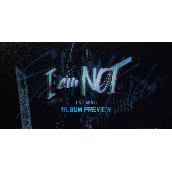 Stray Kids - Debut Album [I am NOT]