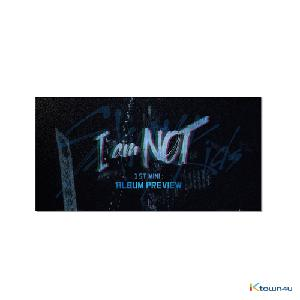 Stray Kids - Debut Album [I am NOT] (NOT Ver.) with Postcard Book